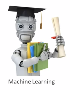 Coursera Machine Learning course logo