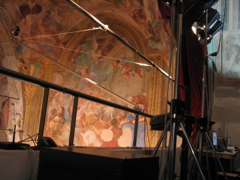 Casa Paganini, Uni of Genoa