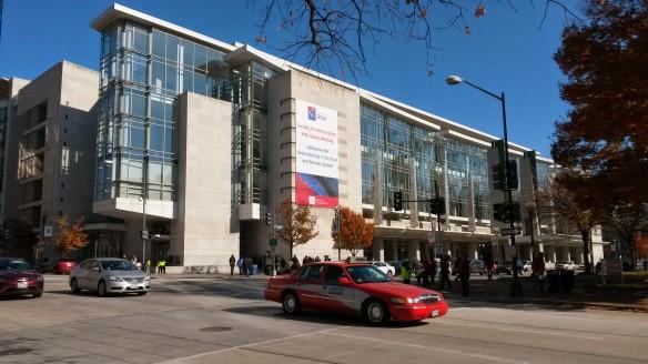 Walter Washington Convention Center